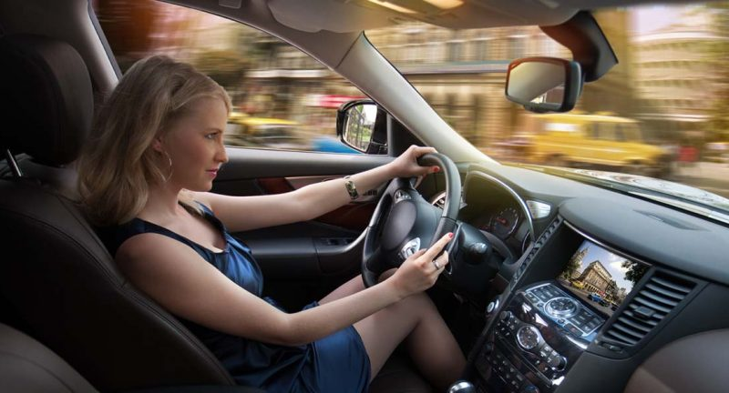 Ladies: the type of car you drive could be giving you back or neck pain!