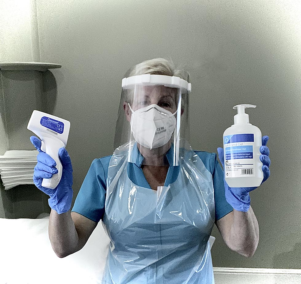The Osteopathic Practice PPE